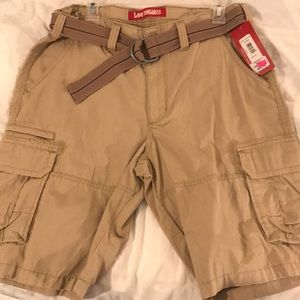 Lee Dungarees cargo shorts